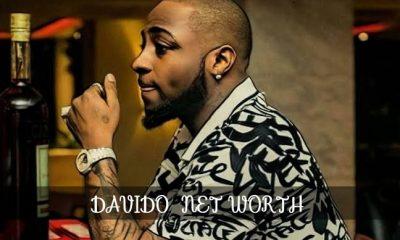 Davido Net Worth