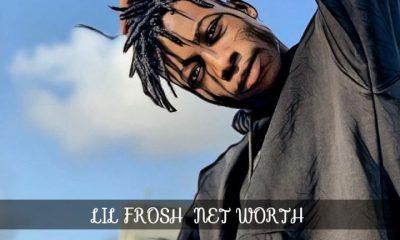 Lil Frosh net Worth