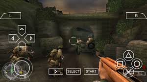 call of duty ppsspp iso