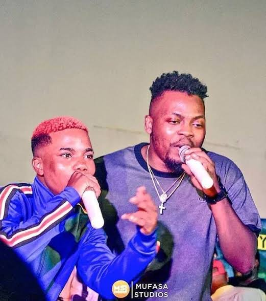 Lyta and Olamide record label