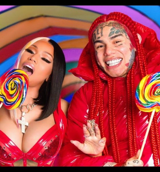 6ix 9ine ft Nicki Minaj Trollz mp3 download