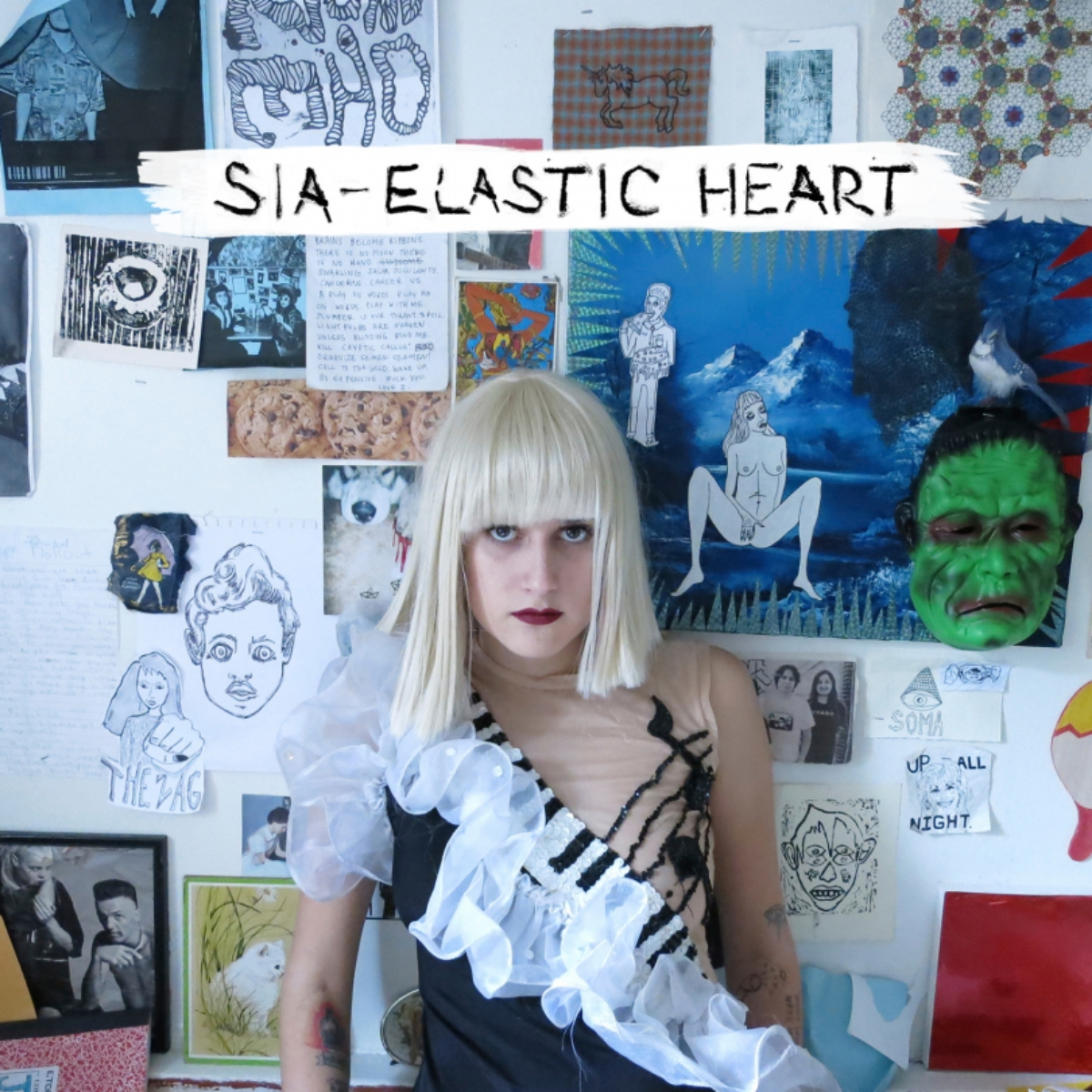 Sia — Elastic Heart mp3 download