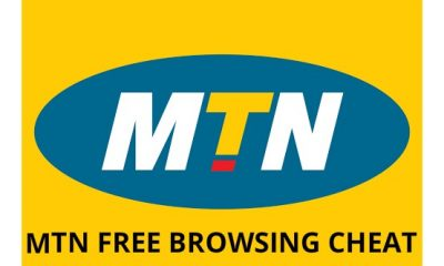Mtn free browsing cheat 2020